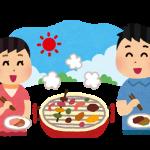 新宿 京王百貨店BBQガーデン